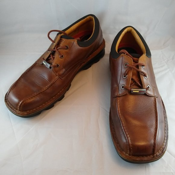 Tommy Hilfiger Other - Tommy Hilfiger Brown Leather Shoes Size 11.5 M